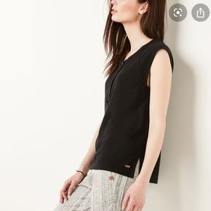 NWT roots Henley
